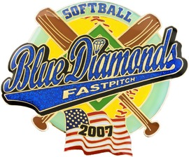 Blue Diamonds Fastpitch