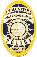 Hallandale Beach Police - Volunteer