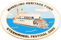Wheeling Heritage port - Sternwheel Festival 2005