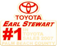 Toyota - Earl Stewart