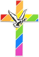 Rainbow Cross