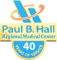 Paul B. Hall Regional Medical Center - 40 Years