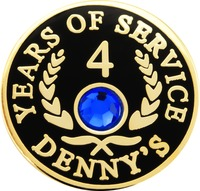 Denny's - 4 Years