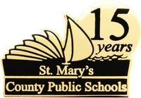 St. Mary's County Public Schools - 15 Years