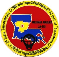 Louisiana Senior League Softball Regional