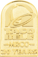 Taco Bell MRCO - 20 Years
